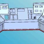 Control de mandos (barcos)