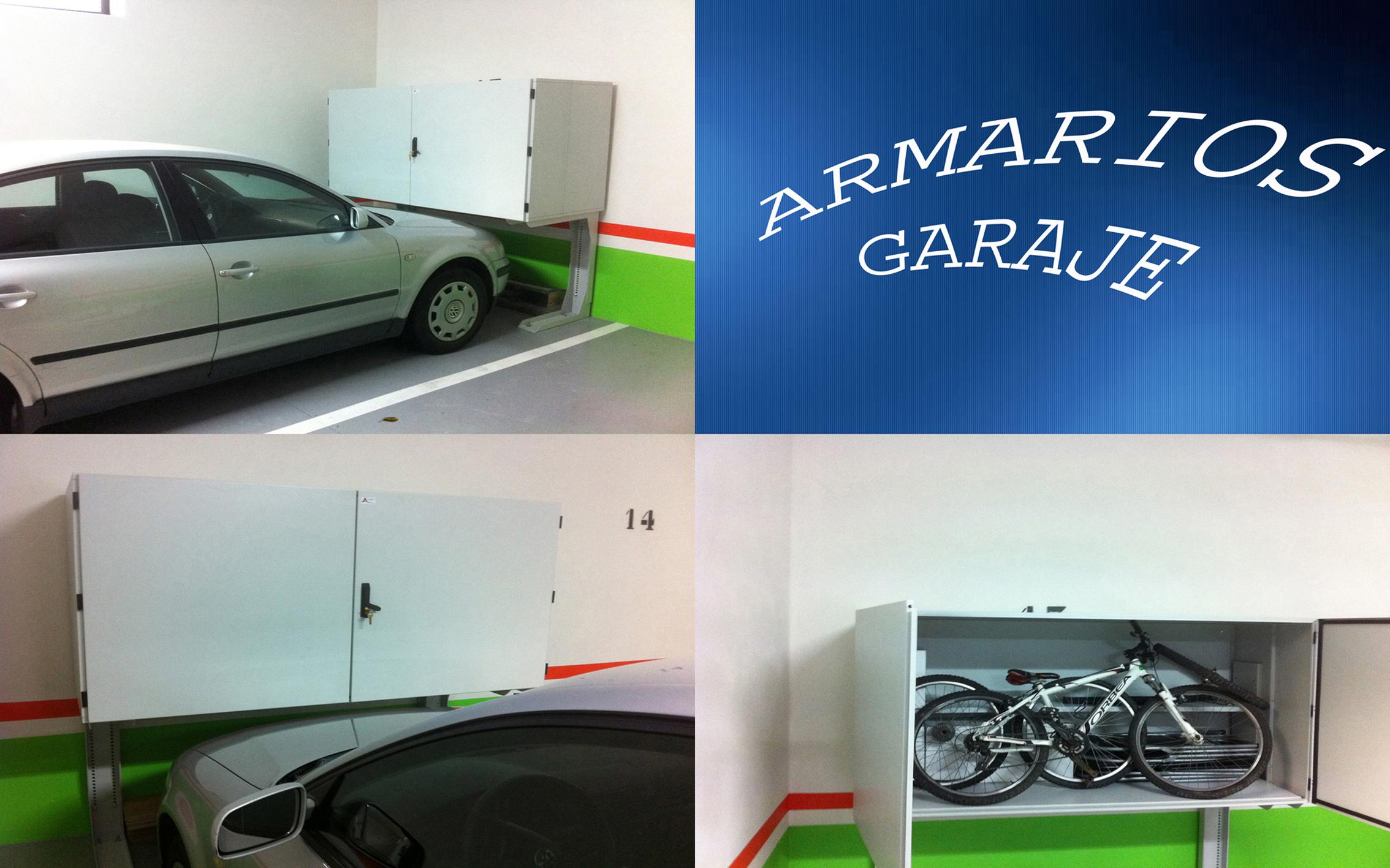 Armarios garaje